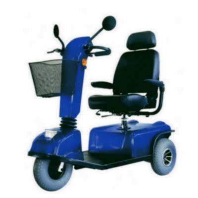 Акумулаторна инвалидна количка тип Скутер Aruba-3-SL3061 Image