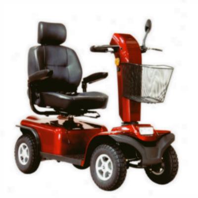 Акумулаторна инвалидна количка тип Скутер Aruba-4-SL4044 Image