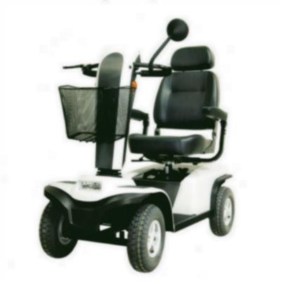 Акумулаторна инвалидна количка тип Скутер: Aruba-4-eco-SL4048 Image